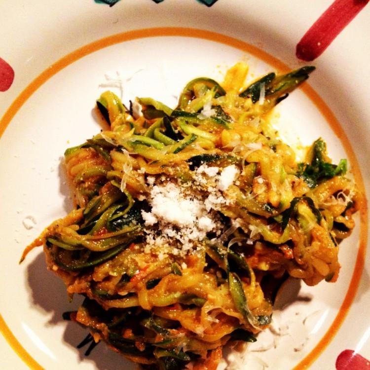 zucchini pata