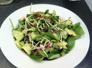 Debbie spellman salad