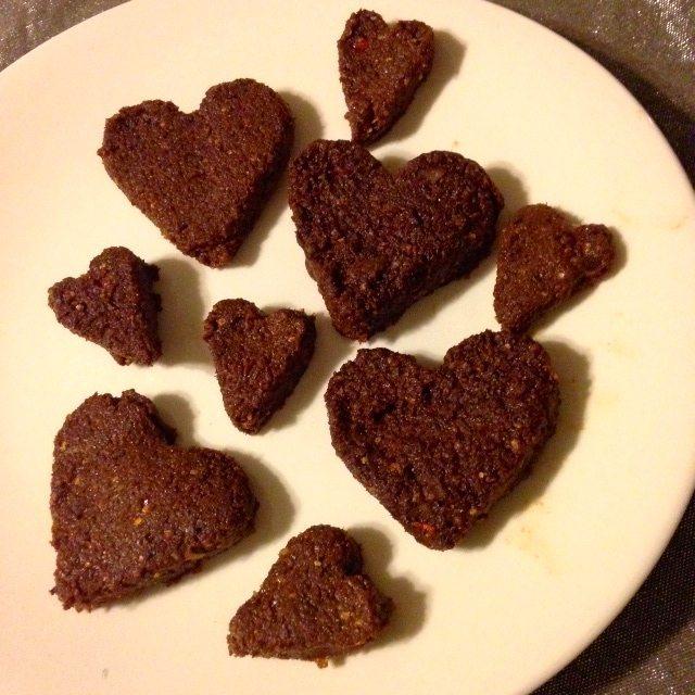 cacao hearts