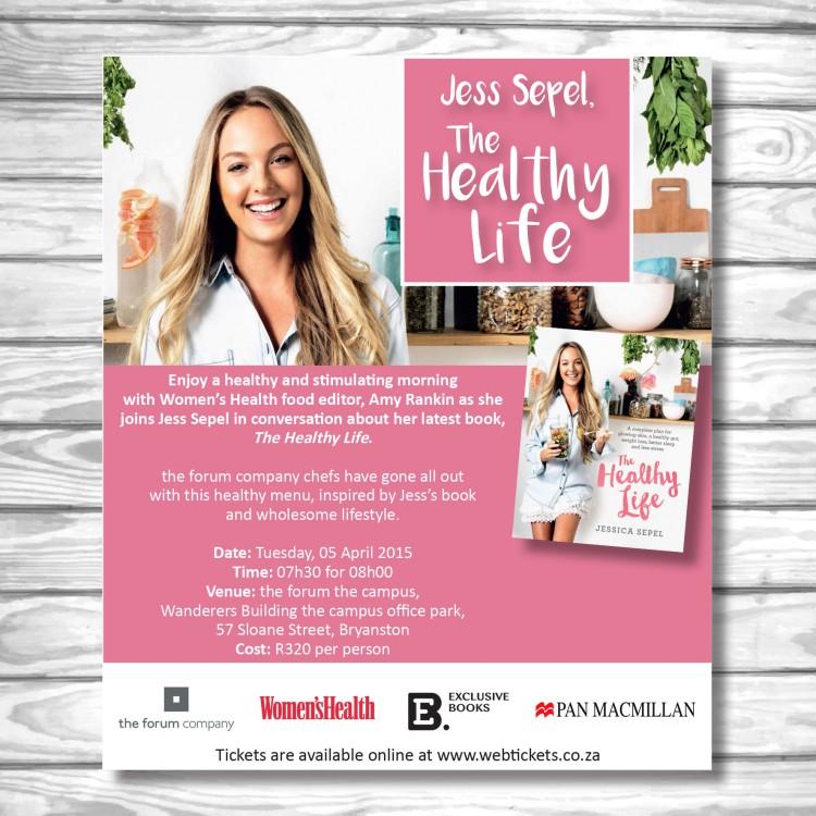 Jess Sepel Invite (JHB)