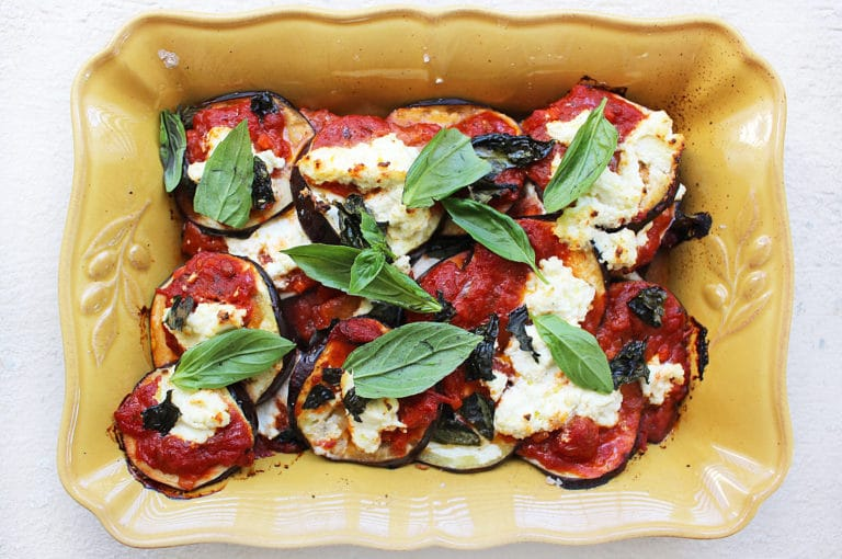 eggplant-parmigiana